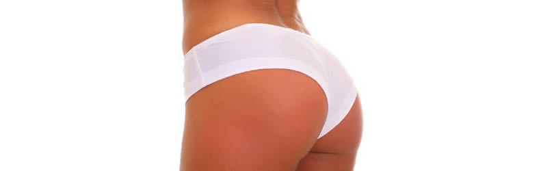 Buttock augmentation surgery