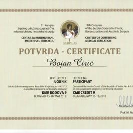 11 Congress SRBPRAS 2012