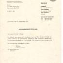 Deutsche Gesellsachaft fuer kosmetische Medizin 1997