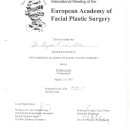 European Academy of Facial Plastic Surgery Films-Laax SH 1997